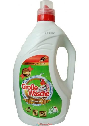 Grobe Wasche Universal Gel 4.0l