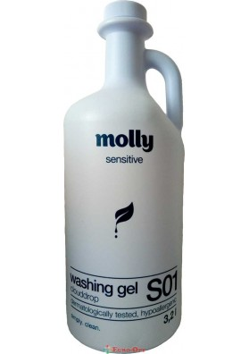 Molly Sensetive Washing Gel 3.2l.