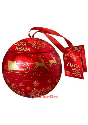 Игрушка с конфетами Zlota Wisnia w Likierze 190g