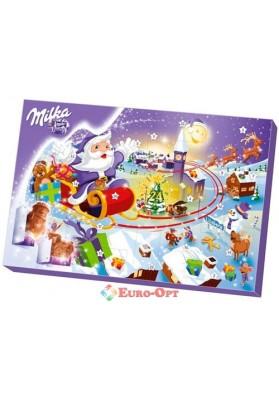 Рождественский Календарь Milka 200g