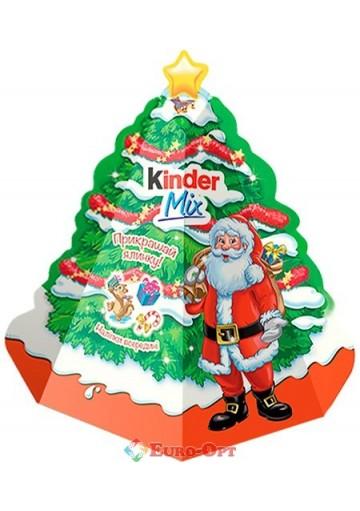 Новогодний Kinder Mix Елочка 152g