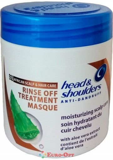 Маска Head & Shoulders Rinse Off Treatment 450ml