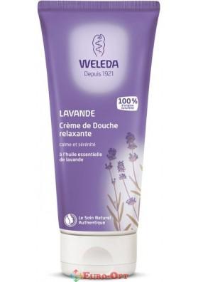 Крем-гель для душа Weleda Lavendel Cremedouche (Лаванда) 200ml