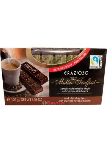 Maitre Truffout Grazioso Espresso 100g