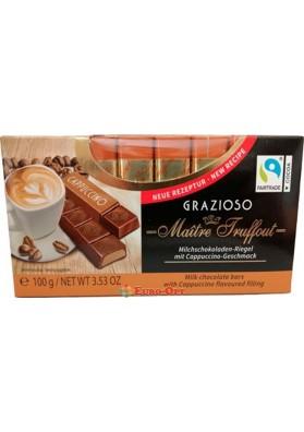 Maitre Truffout Grazioso Cappuccino 100g