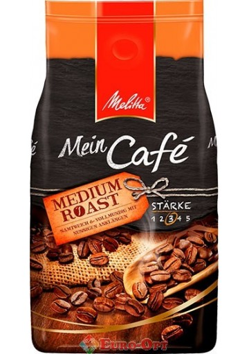Melitta Mein Cafe Medium Roast 1kg