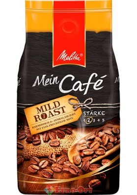 Melitta Mein Cafe Mild Roast 1kg