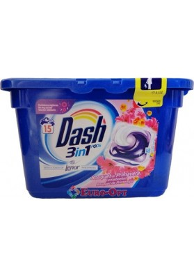 Dash 3in1 Bouquet di Primavera 15 caps