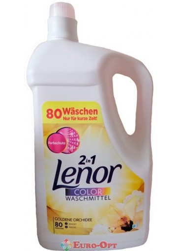 Lenor 2in1 Goldene Orchidee 4.4l