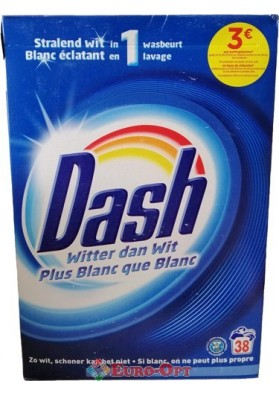 Dash 38 Washes (Даш 38 стирок) 2.47kg