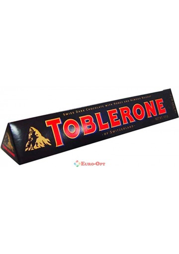 Toblerone Dark Chocolate with Honey and Almond