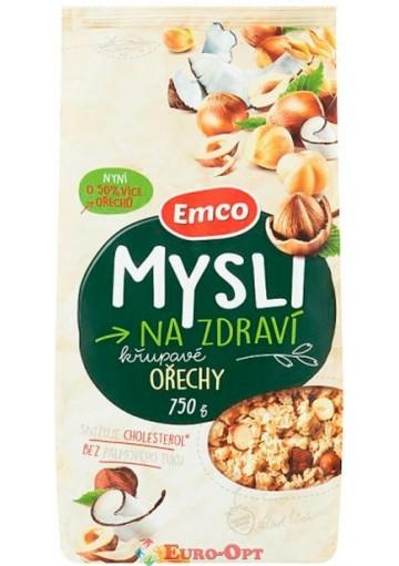 Mysli Emco Orechy (Мюсли Емко с Орехами) 750g.