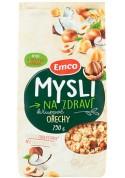 Mysli Emco Scorice a Mandle (Мюсли Емко с Корицей и Миндалем) 750g.