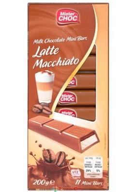 Mister Choc Latte Macchiato (Мистер Чок Лате) 200g.