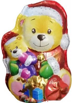 Новогодний Мишка Шоколад Figaro 85g.