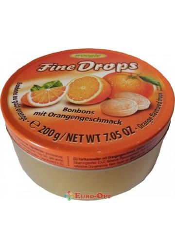 Woogie Fine Drops Orange (Апельсин) 200g.