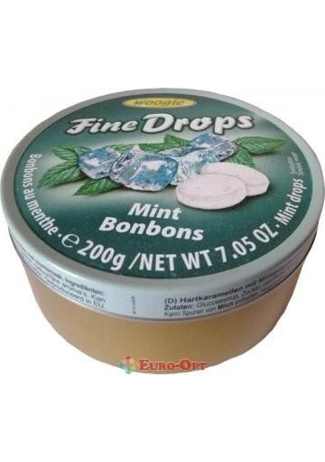 Woogie Fine Drops Mint (Мята) 200g.