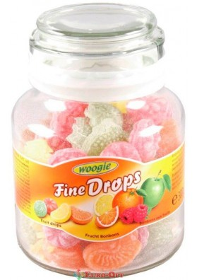 Woogie Fruit Candies (Вуги Фруктовое Асорти) 200g.