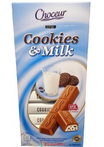 Choceur Cookies & Milk 200g.