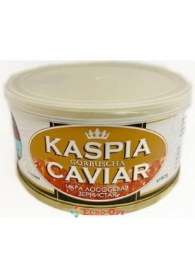 Kaspia Caviar Gorbuscha (Икра Горбуши Каспия Кавиар) 140g.