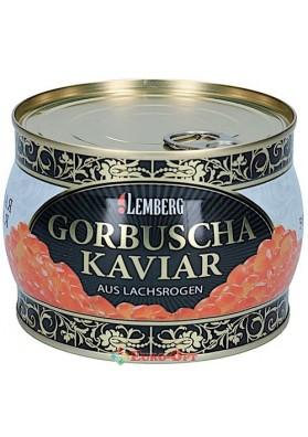 Lemberg Gorbuscha Kaviar (Икра Горбуши Лемберг) 500g.