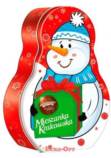 Конфеты Wawel Mieszanka Krakowska 250g.