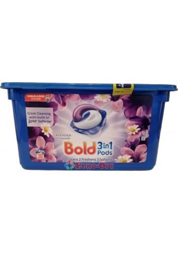 Bold 3in1 Lavender & Camomile 38 Caps