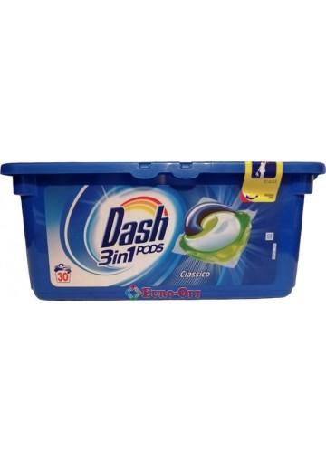 Dash 3in1 Classico 30 pods