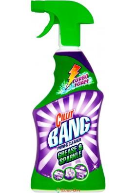Cillit Bang Power Cleaner Grease & Sparkle (Средство для чистки кухни Силит Банг Антижир и Cияние) 750ml.