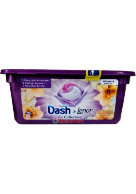 Dash La Collection 3in1 Souffle Precieux 25 Caps