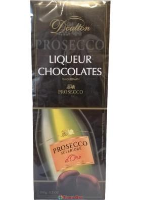 Doulton Liqueur Chocolates Prosecco 150g.
