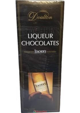 Doulton Teacher's Liqueur Chocolates (Конфеты из Виски) 150g.