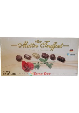 Maitre Truffout Pralines Mix (Конфеты Ассорти Пралине) 400g.