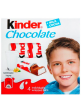 Kinder Chocolate 4 Szelet (Батончики Киндер) 200g.