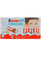 Kinder Chocolate 4 Szelet (Батончики Киндер) 400g.