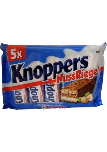 Storck Knoppers Nussriegel (5 x 40g) 200g.