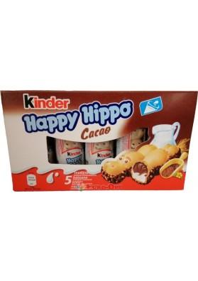 Kinder Happy Hippo Cacao (Киндер Хеппи Хиппи) 103.5g.