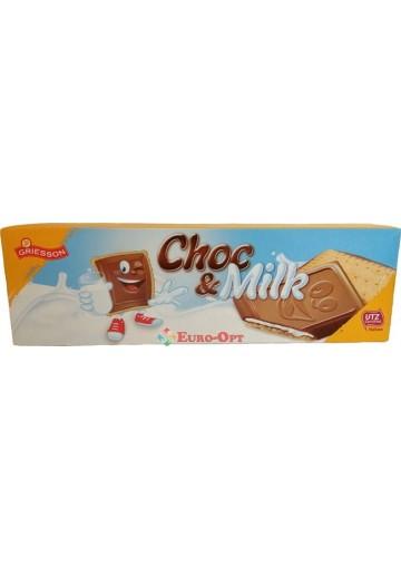 Griesson Choc & Milk 150g.
