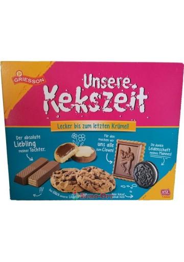 Печенье Griesson Unsere Kekszeit 415g.