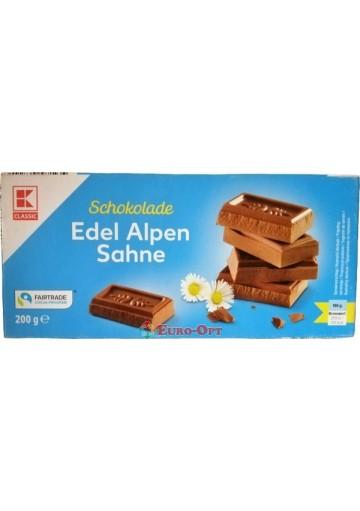 K-Classic Edel Alpen Sahne 200g.