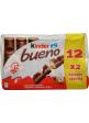 Kinder Bueno (12 x 43g.) 516g.