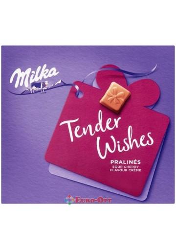Milka Tender Wishes 110g.