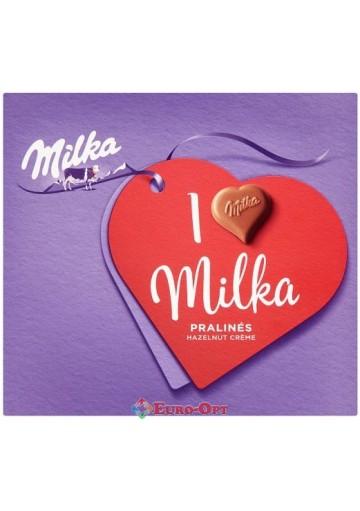 Milka I Love 110g.