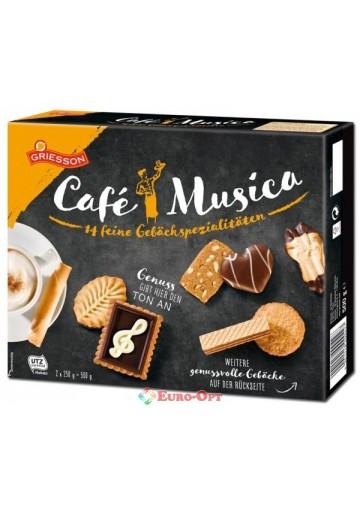 Печенье Griesson Cafe Musica 500g.