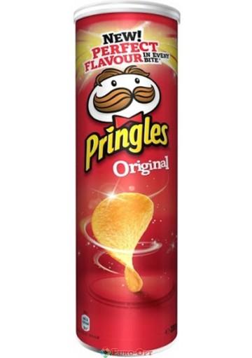 Чипсы Pringles Original (Принглс Оригинал) 165g.