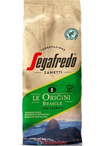 Segafredo Zanetti Le Origini Brasile 250g.