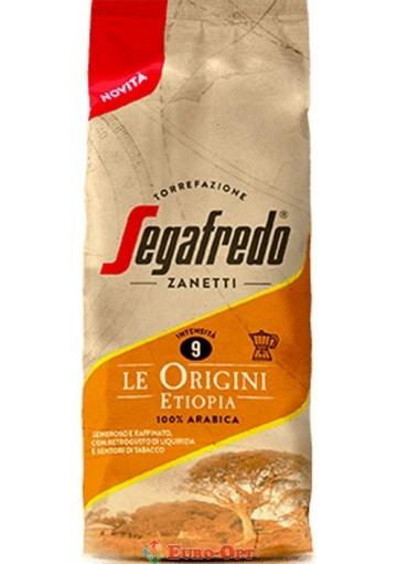Segafredo Zanetti Le Origini Etiopia 250g.