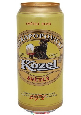 Velkopopovický Kozel 0.5l