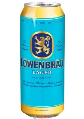 Löwenbräu Original 0,5l