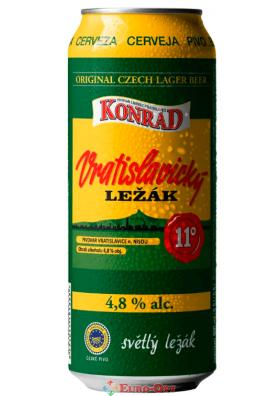 Konrad Vratislavicky Lezak 500ml.
